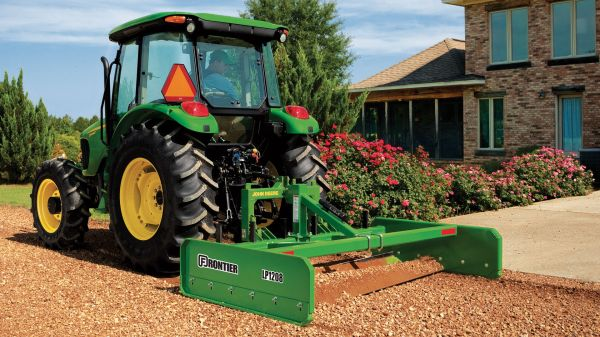 Frontier Attachments John Deere Tractors