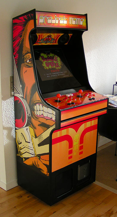 Arcade Cabinet Build From Scratch In MDF And Plexi
