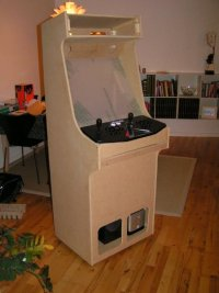 Project MAME - Build your own MAME cabinet - Step 1