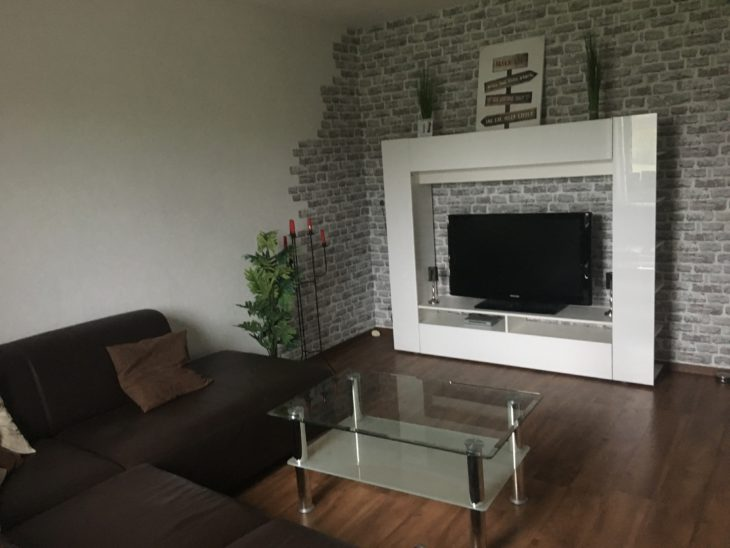 Wohnzimmer FeWo Wiesengrund