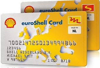 shell tankcard betalingen via XRP