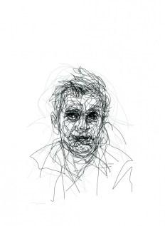Chaos | digital drawing | prints available