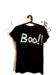 DIY Halloween T shirt