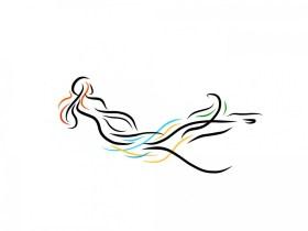 Logo Playa Papagayo Lanzarote Canary Island ES
