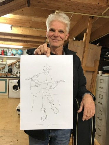 Model drawing   Modeltekenen   Peter Broersen