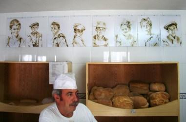 Bakery Candido Sanlucar de Guadiana Andalucia ES