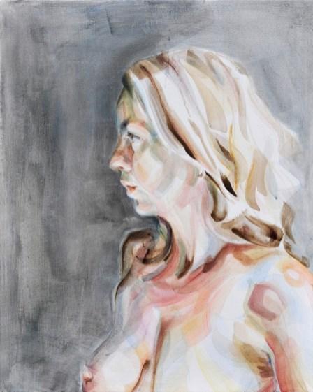 Self portrait 02 Inge 2008