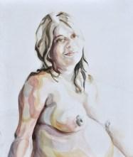 Maria Madonna | Acrylic on wooden panel | 70x80 cm