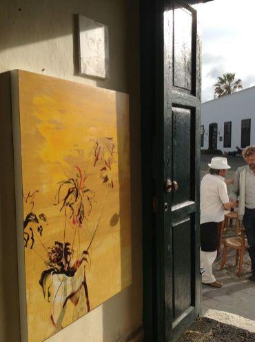 La Palmera de Teguise Lanzarote