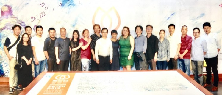 All artists Sino-Dutch Days China 2018
