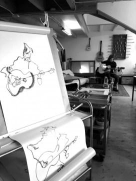 Modeltekenen  Drawing 3-2-18 Sem