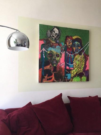 Rondje Kunst Statenkwartier Den Haag 2018 Saskia Tannemaat