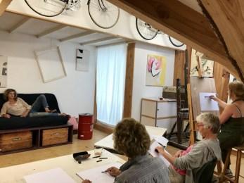 Model Drawing Tekenen   Heleen   2019