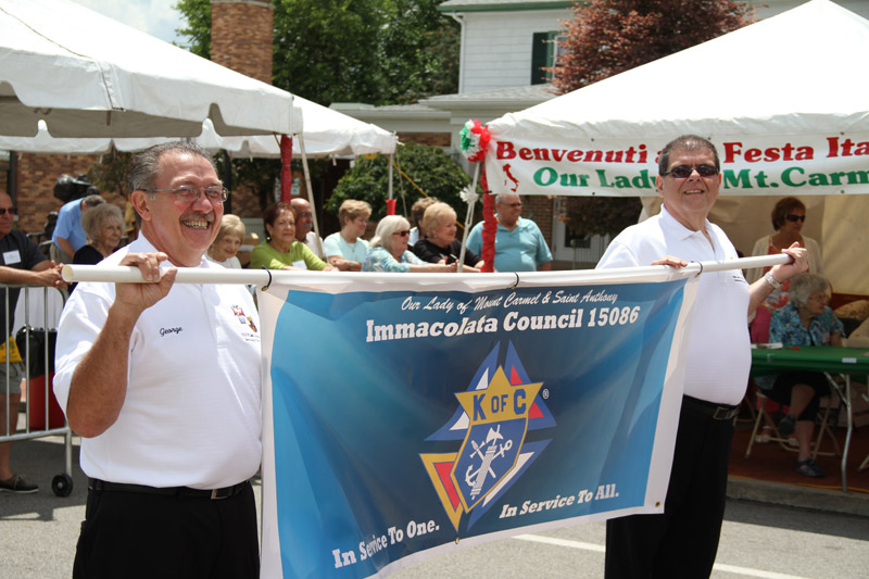 Knights Of Columbus Council Banner