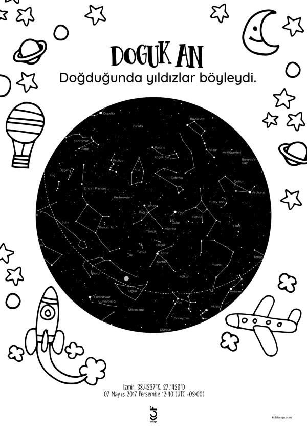 cocuk-yildiz-haritasi