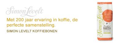 Met 200 jaar ervaring in koffie, de perfecte samenstelling.