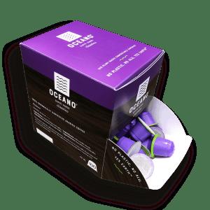 Oceano Coffee Composteerbare capsules 100 stuks Classico Dispenser