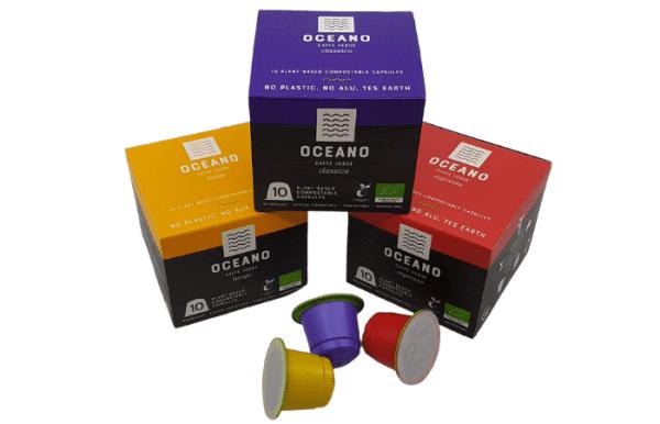 oceano cups doosjes