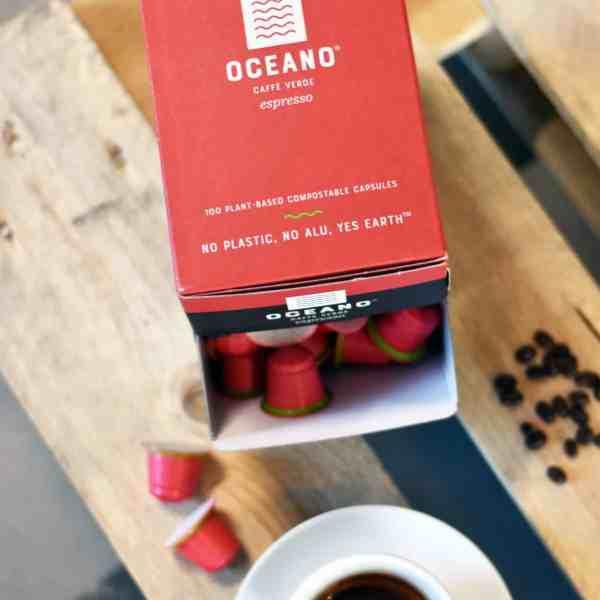 Oceano Coffee Espresso