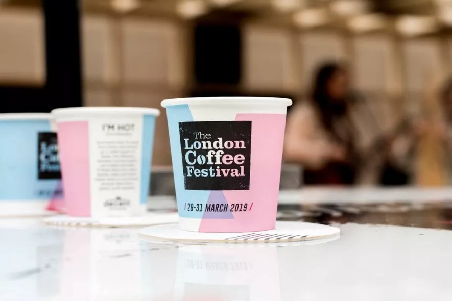 the london coffee festival 2019
