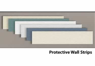 wall protector from chairs swivel chair entry definition rail vinyl strips and sheets large image 3
