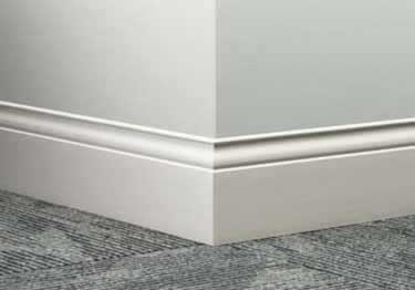 Baseboard Molding Thickness