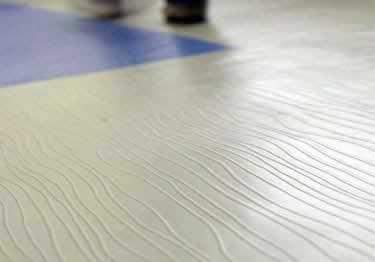 Commercial Flooring  Rubber Floor Tiles