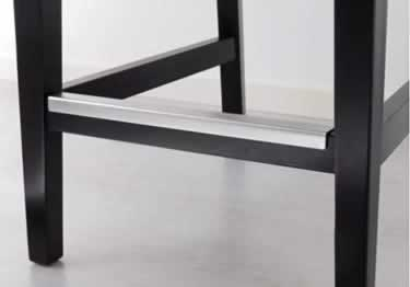 bar stool chair rung protectors wheelchair football foot rail large image 6