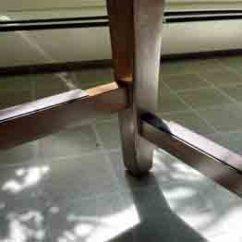 Bar Stool Chair Rung Protectors Christmas Recliner Covers Foot Rail Large Image 9