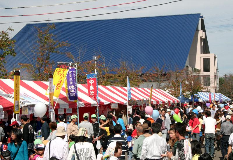 関東ド・マンナカ祭り