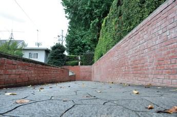 第一小学校南側歩道