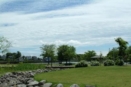 清水丘親水公園