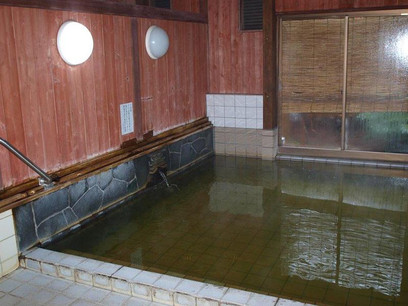 ふれあいの湯の温泉