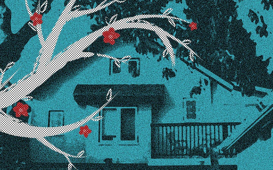 Joy Kogawa's childhood home on Globe and Mail