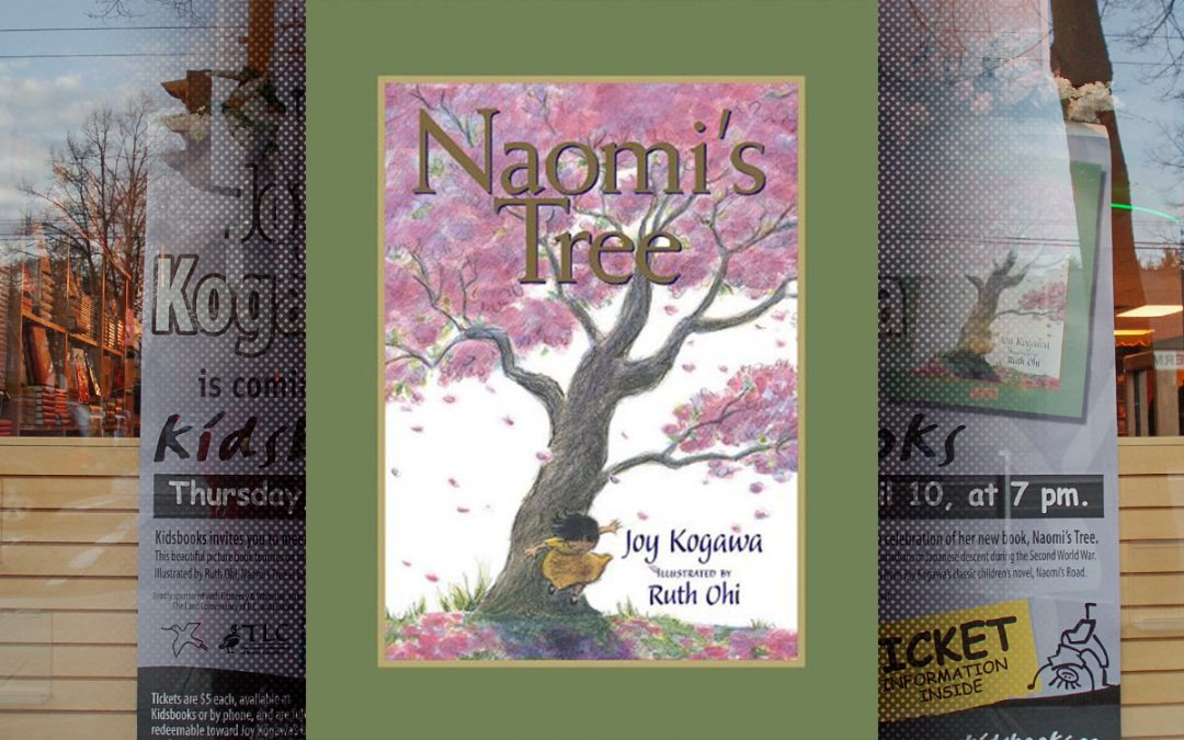 "Joy Kogawa's ""Naomi's Tree"" reading @ Vancouver Kidsbooks"