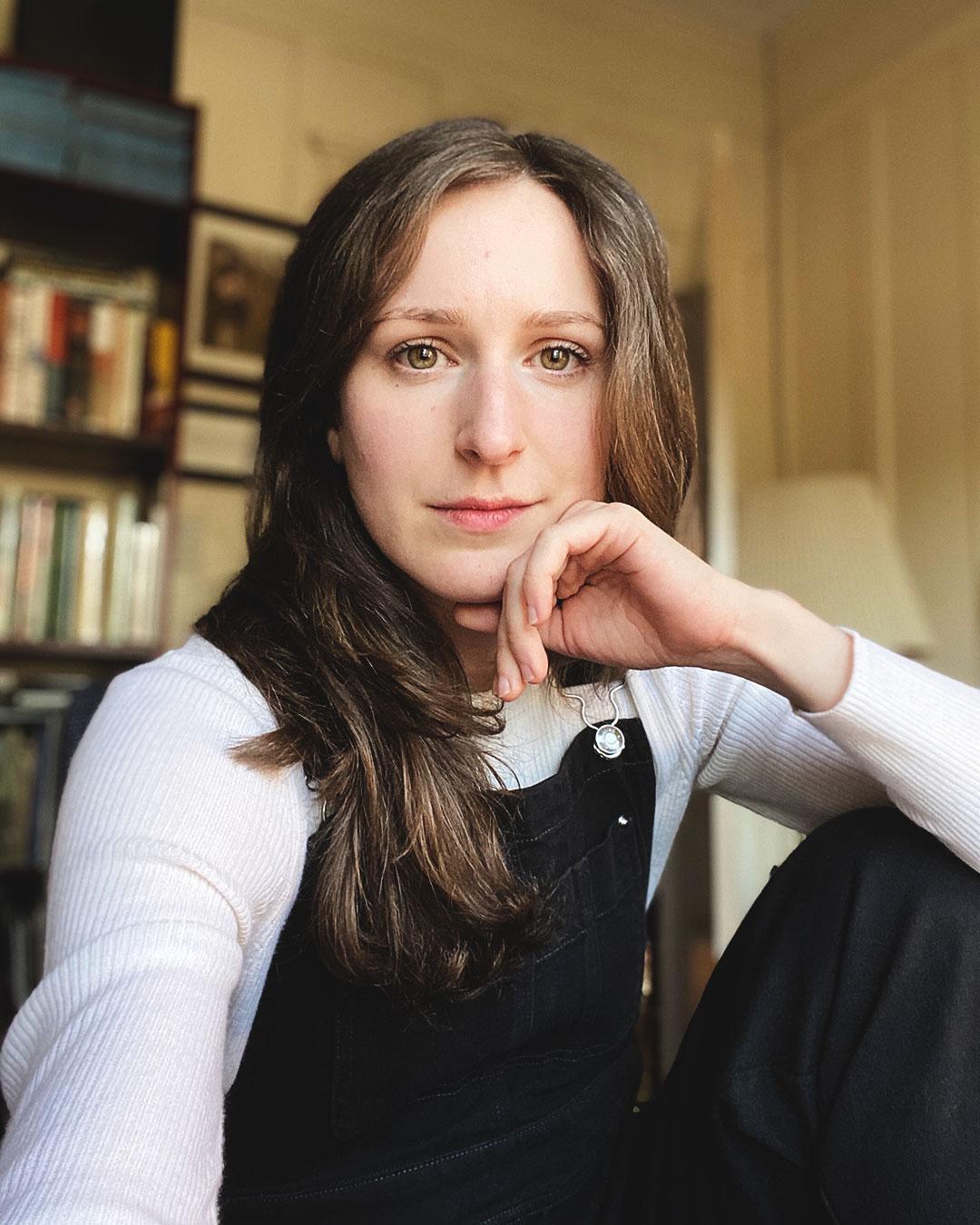 Portrait of Kate Metten