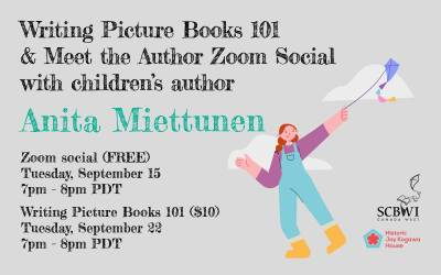 Are you interested in writing picture books?