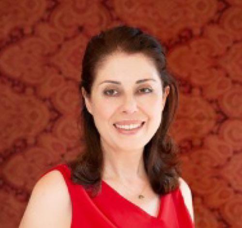 Maria Saba, writer-in-residence at Historic Joy Kogawa House