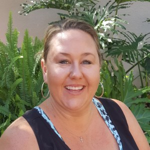 Photo of Amanda Pulos, Director of Youth and Children's Ministry