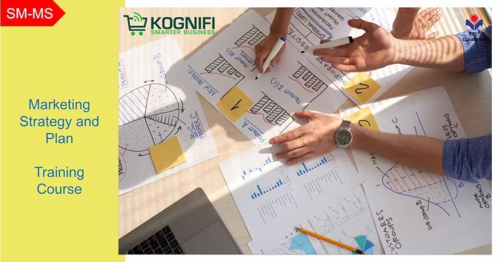 Strategi pemasaran dan kursus latihan rancangan KWKOGNIFI