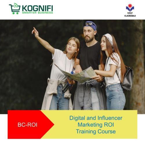 Kognifi Digital and Influencer Marketing ROI Training Course