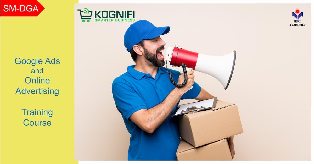 Kognifi ads dan kursus latihan pengiklanan dalam talian KWPSM yang dituntut