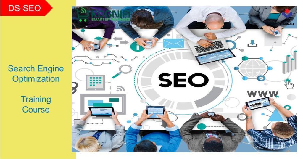 Kognifi Search Engine Optimization Training Course