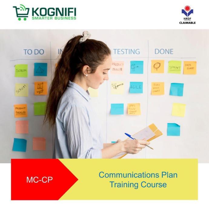 MC Kognifi Communictions Plan Training Course
