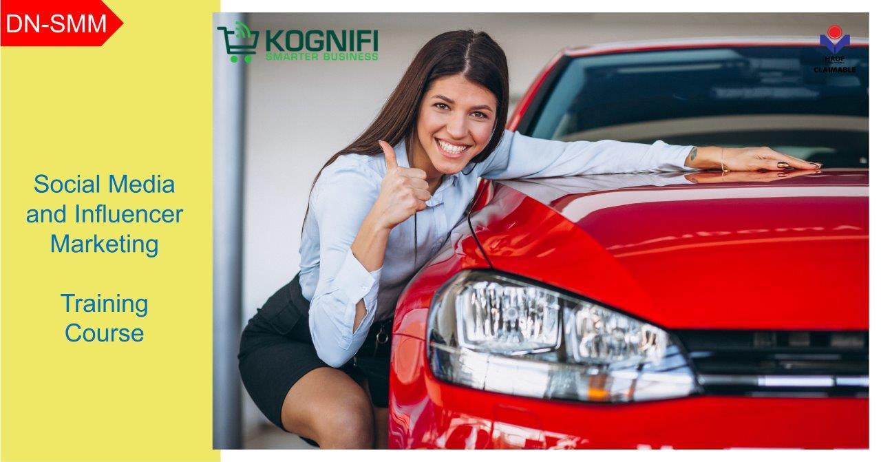Kognifi Social Media Influencer Maketing Training Course