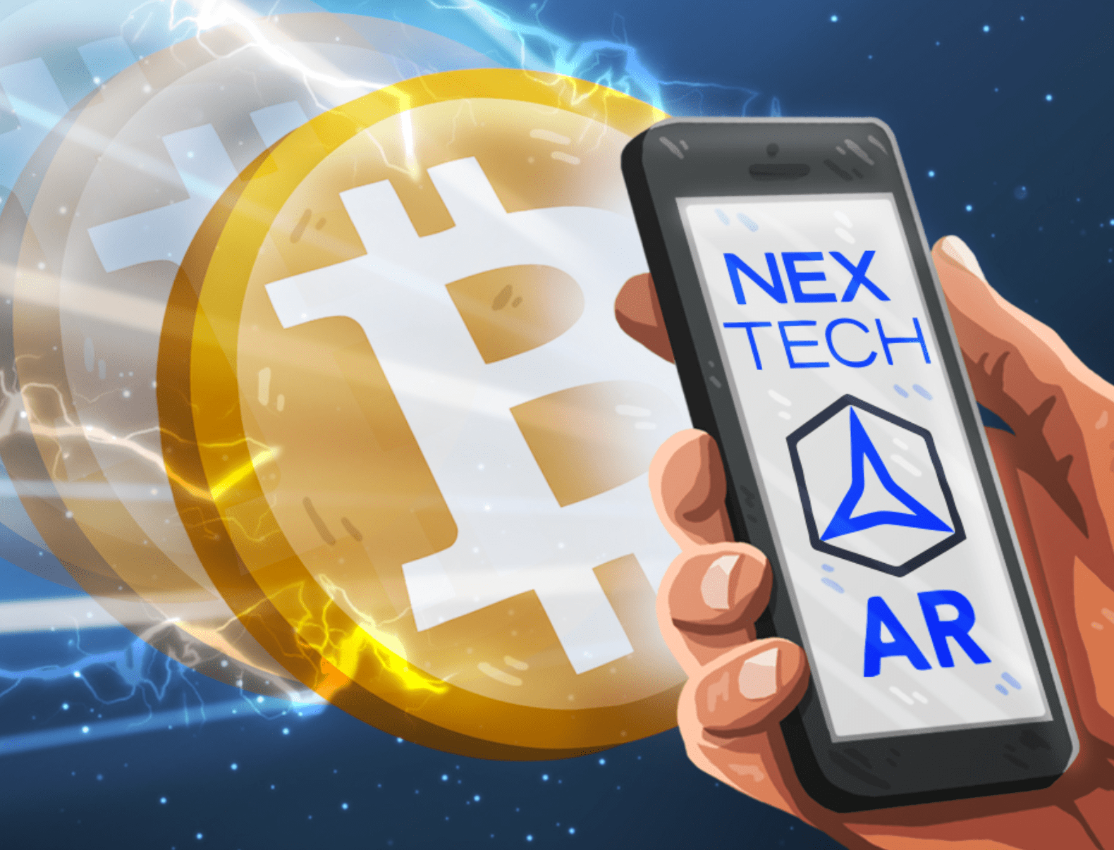 Canadian augmented reality (AR) firm  invests $2 Million Treasury Funds In Bitcoin