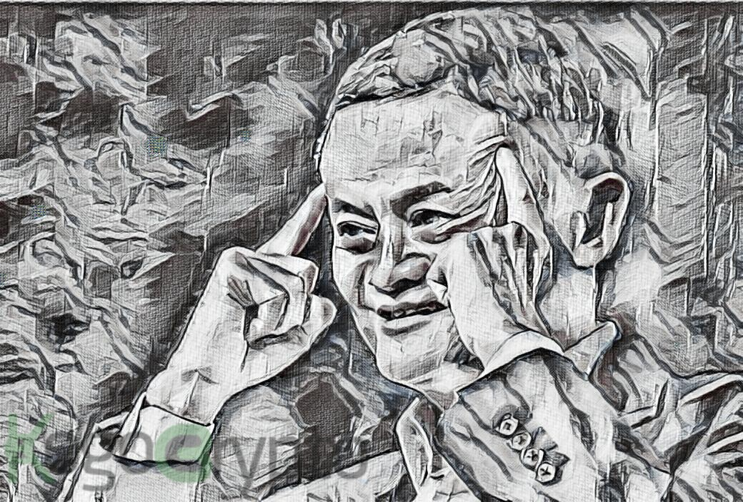 Jack Ma Alibaba's founder reappears in a 50-second frame.