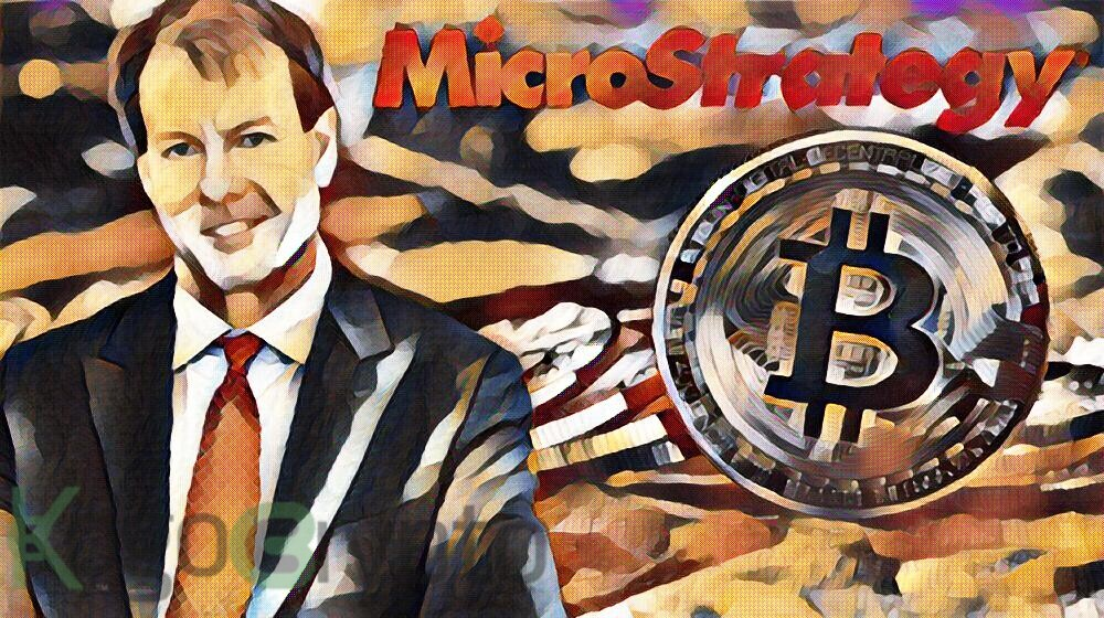 Here's how the CEO of MicroStrategy plans to get more businesses to buy Bitcoin