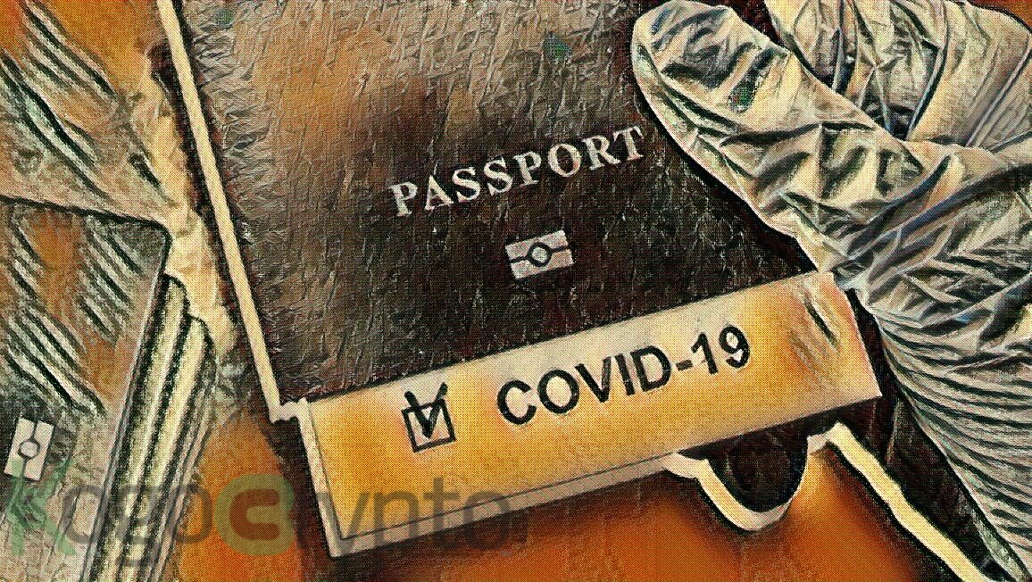 Trial of COVID-19 passports based  on Blockchain to start in Q1