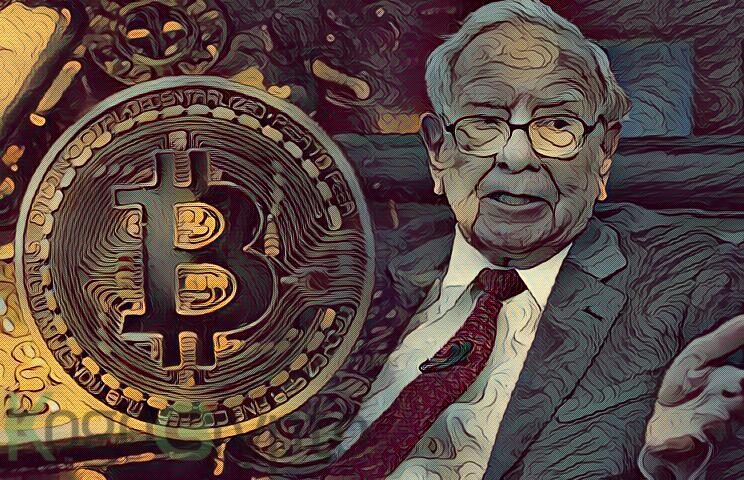 Buffett has just 1 bitcoin and more than 1 million TRX-Justin Sun